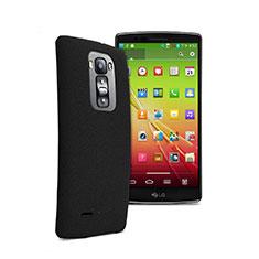 Handyhülle Hülle Kunststoff Schutzhülle Matt für LG G Flex 2 Schwarz