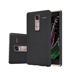 Handyhülle Hülle Kunststoff Schutzhülle Matt für LG Zero Schwarz