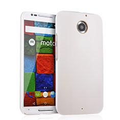 Handyhülle Hülle Kunststoff Schutzhülle Matt für Motorola Moto X (2nd Gen) Weiß