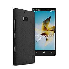 Handyhülle Hülle Kunststoff Schutzhülle Matt für Nokia Lumia 930 Schwarz