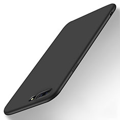 Handyhülle Hülle Kunststoff Schutzhülle Matt für OnePlus 5 Schwarz