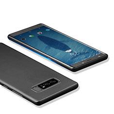 Handyhülle Hülle Kunststoff Schutzhülle Matt für Samsung Galaxy Note 9 Schwarz