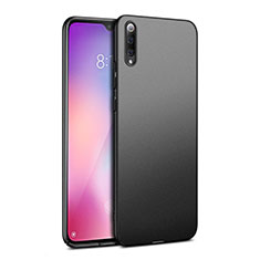 Handyhülle Hülle Kunststoff Schutzhülle Matt für Xiaomi Mi 9 Lite Schwarz