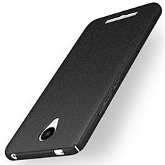 Handyhülle Hülle Kunststoff Schutzhülle Matt für Xiaomi Redmi Note 2 Schwarz