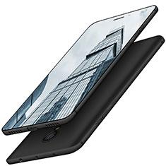 Handyhülle Hülle Kunststoff Schutzhülle Matt für Xiaomi Redmi Note 4X High Edition Schwarz