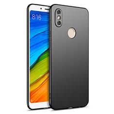 Handyhülle Hülle Kunststoff Schutzhülle Matt für Xiaomi Redmi Note 5 Pro Schwarz