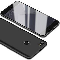 Handyhülle Hülle Kunststoff Schutzhülle Matt für Xiaomi Redmi Note 5A Pro Schwarz