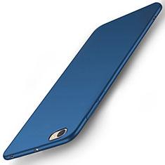 Handyhülle Hülle Kunststoff Schutzhülle Matt für Xiaomi Redmi Note 5A Standard Edition Blau