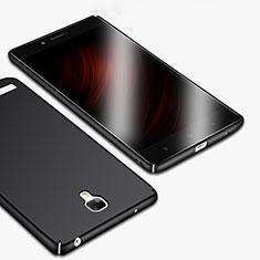 Handyhülle Hülle Kunststoff Schutzhülle Matt für Xiaomi Redmi Note Schwarz