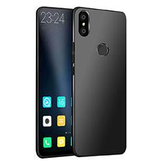 Handyhülle Hülle Kunststoff Schutzhülle Matt für Xiaomi Redmi S2 Schwarz
