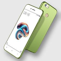 Handyhülle Hülle Kunststoff Schutzhülle Matt für Xiaomi Redmi Y1 Grün