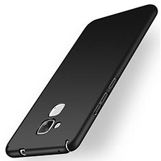 Handyhülle Hülle Kunststoff Schutzhülle Matt M01 für Huawei GR5 Mini Schwarz