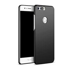 Handyhülle Hülle Kunststoff Schutzhülle Matt M01 für Huawei Honor 8 Schwarz