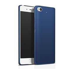Handyhülle Hülle Kunststoff Schutzhülle Matt M01 für Xiaomi Mi 5S Blau