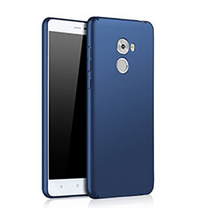 Handyhülle Hülle Kunststoff Schutzhülle Matt M01 für Xiaomi Mi Mix Blau