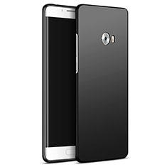 Handyhülle Hülle Kunststoff Schutzhülle Matt M01 für Xiaomi Mi Note 2 Special Edition Schwarz