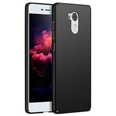 Handyhülle Hülle Kunststoff Schutzhülle Matt M01 für Xiaomi Redmi 4 Prime High Edition Schwarz