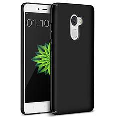 Handyhülle Hülle Kunststoff Schutzhülle Matt M01 für Xiaomi Redmi 4 Standard Edition Schwarz