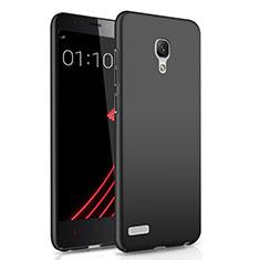 Handyhülle Hülle Kunststoff Schutzhülle Matt M01 für Xiaomi Redmi Note Prime Schwarz