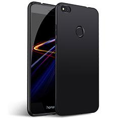 Handyhülle Hülle Kunststoff Schutzhülle Matt M02 für Huawei Honor 8 Lite Schwarz