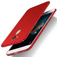 Handyhülle Hülle Kunststoff Schutzhülle Matt M02 für Huawei Honor V9 Play Rot