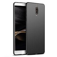 Handyhülle Hülle Kunststoff Schutzhülle Matt M02 für Huawei Mate 9 Pro Schwarz