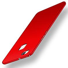 Handyhülle Hülle Kunststoff Schutzhülle Matt M02 für Huawei P9 Lite Rot