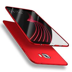 Handyhülle Hülle Kunststoff Schutzhülle Matt M02 für Samsung Galaxy C7 Pro C7010 Rot