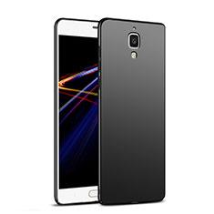 Handyhülle Hülle Kunststoff Schutzhülle Matt M02 für Xiaomi Mi 4 LTE Schwarz