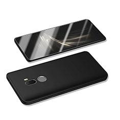 Handyhülle Hülle Kunststoff Schutzhülle Matt M02 für Xiaomi Mi 5S Plus Schwarz