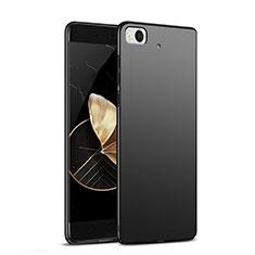 Handyhülle Hülle Kunststoff Schutzhülle Matt M02 für Xiaomi Mi 5S Schwarz