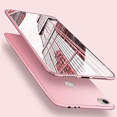 Handyhülle Hülle Kunststoff Schutzhülle Matt M02 für Xiaomi Mi Max Rosa