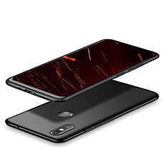 Handyhülle Hülle Kunststoff Schutzhülle Matt M02 für Xiaomi Mi Mix 2S Schwarz