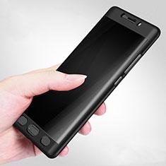 Handyhülle Hülle Kunststoff Schutzhülle Matt M02 für Xiaomi Mi Note 2 Special Edition Schwarz