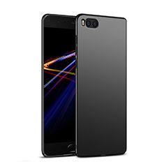 Handyhülle Hülle Kunststoff Schutzhülle Matt M02 für Xiaomi Mi Note 3 Schwarz