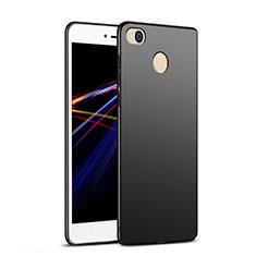 Handyhülle Hülle Kunststoff Schutzhülle Matt M02 für Xiaomi Redmi 4X Schwarz
