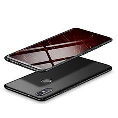 Handyhülle Hülle Kunststoff Schutzhülle Matt M02 für Xiaomi Redmi Note 5 Schwarz