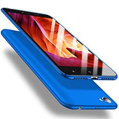 Handyhülle Hülle Kunststoff Schutzhülle Matt M02 für Xiaomi Redmi Note 5A Standard Edition Blau