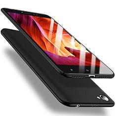 Handyhülle Hülle Kunststoff Schutzhülle Matt M02 für Xiaomi Redmi Note 5A Standard Edition Schwarz
