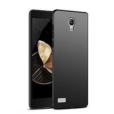 Handyhülle Hülle Kunststoff Schutzhülle Matt M02 für Xiaomi Redmi Note Prime Schwarz