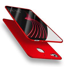 Handyhülle Hülle Kunststoff Schutzhülle Matt M03 für Huawei Enjoy 5S Rot