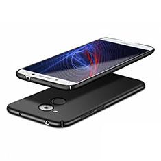 Handyhülle Hülle Kunststoff Schutzhülle Matt M03 für Huawei Enjoy 6S Schwarz