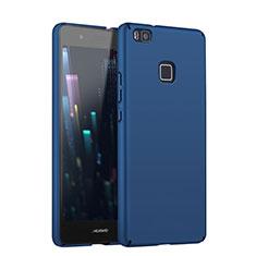 Handyhülle Hülle Kunststoff Schutzhülle Matt M03 für Huawei G9 Lite Schwarz