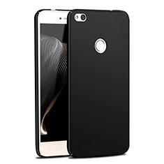 Handyhülle Hülle Kunststoff Schutzhülle Matt M03 für Huawei Honor 8 Lite Schwarz