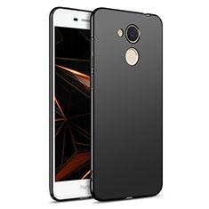 Handyhülle Hülle Kunststoff Schutzhülle Matt M03 für Huawei Honor V9 Play Schwarz