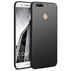 Handyhülle Hülle Kunststoff Schutzhülle Matt M03 für Huawei Honor V9 Schwarz