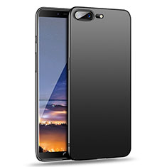 Handyhülle Hülle Kunststoff Schutzhülle Matt M03 für OnePlus 5 Schwarz