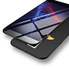 Handyhülle Hülle Kunststoff Schutzhülle Matt M03 für Samsung Galaxy Note 4 Duos N9100 Dual SIM Schwarz