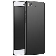 Handyhülle Hülle Kunststoff Schutzhülle Matt M03 für Xiaomi Mi 5S Schwarz