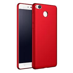 Handyhülle Hülle Kunststoff Schutzhülle Matt M03 für Xiaomi Mi Max 2 Rot